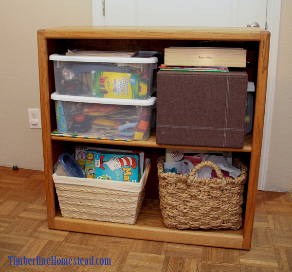 Genial Bookcase Arts And Crafts Storage